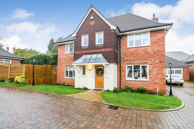 Thumbnail Detached house to rent in Beech Hill Close, Sutton Coldfield
