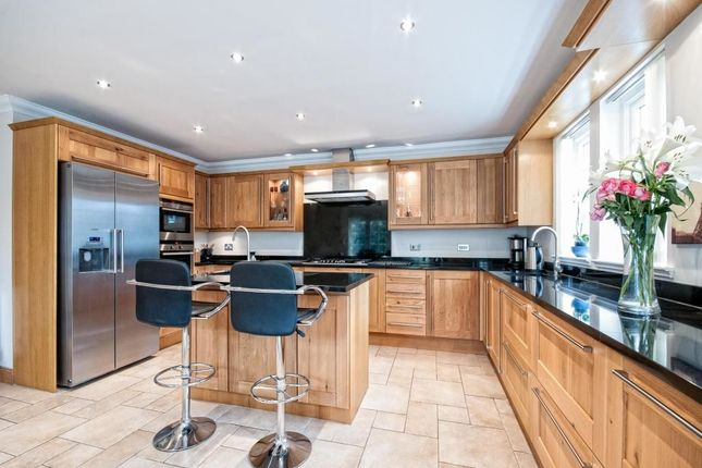 Thumbnail Detached house for sale in The Lane, Dullatur, Glasgow