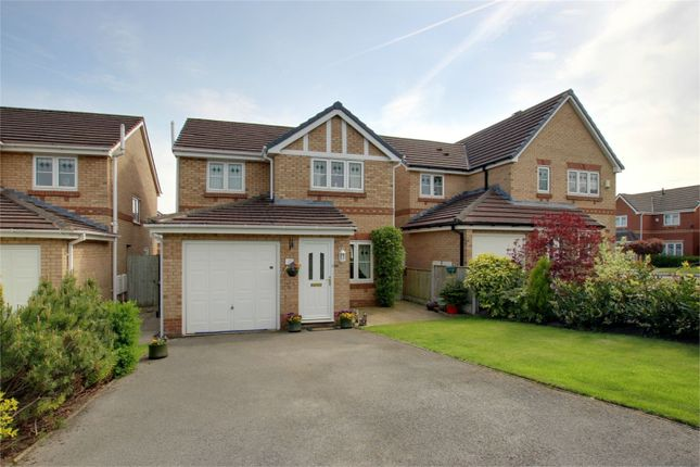 Thumbnail Detached house for sale in 21 Wolsty Close, Carlisle, Cumbria