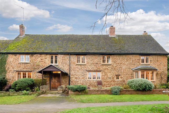 Thumbnail Detached house for sale in Station Road, Cumberford, Bloxham, Oxfordshire