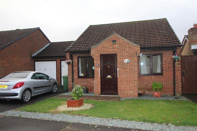 Thumbnail Semi-detached bungalow for sale in Bradegate Drive, Clifton, Court, Peterborough