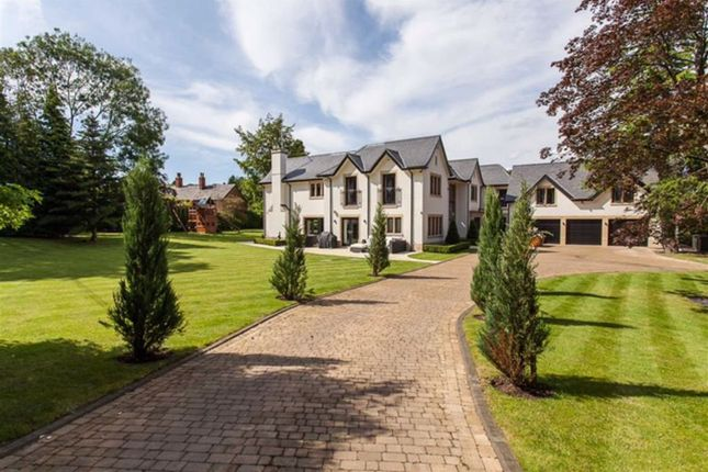Thumbnail Detached house for sale in Collar House Drive, Prestbury, Cheshire