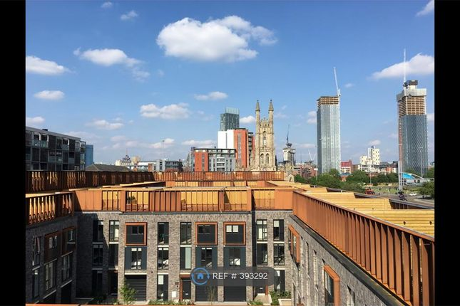 Thumbnail Flat to rent in Castlefield, Manchester