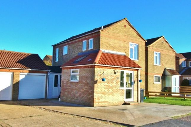 Detached house for sale in Ramsay Way, Eastbourne