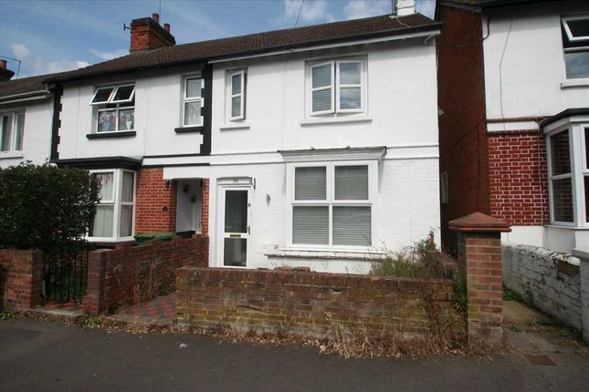 Thumbnail End terrace house for sale in Brook Vale, Basingstoke, Hampshire