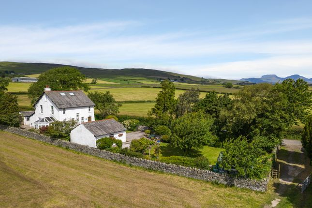 Thumbnail Detached house for sale in Dow Crag House, Broughton Beck, Ulverston, Cumbria