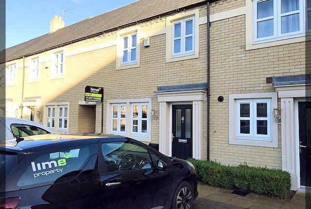 Thumbnail Terraced house to rent in St Georges Court, Great Gutter Lane East, Willerby
