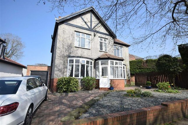 Thumbnail Detached house for sale in North Avenue, Harton, South Shields