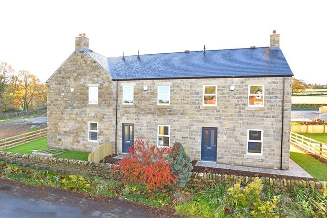 Thumbnail Terraced house for sale in Plot 7 Deer Glade, Darley, Harrogate, North Yorkshire