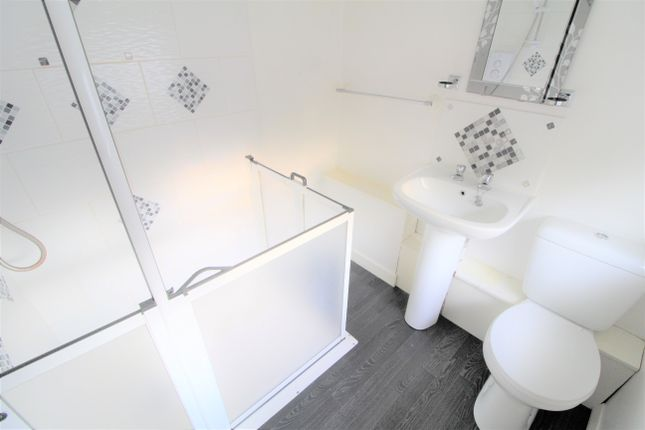 Bathroom of Bank Street, Coatbridge ML5