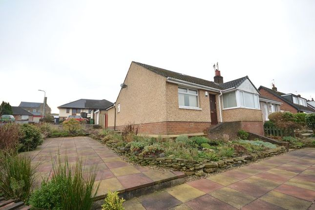 Thumbnail Semi-detached bungalow for sale in Cornwall Road, Rishton, Blackburn