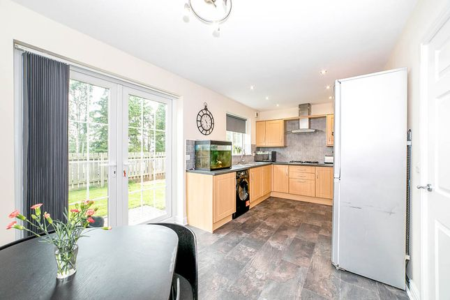 Thumbnail Detached house for sale in Robson Close, Crawcrook, Ryton, Tyne And Wear