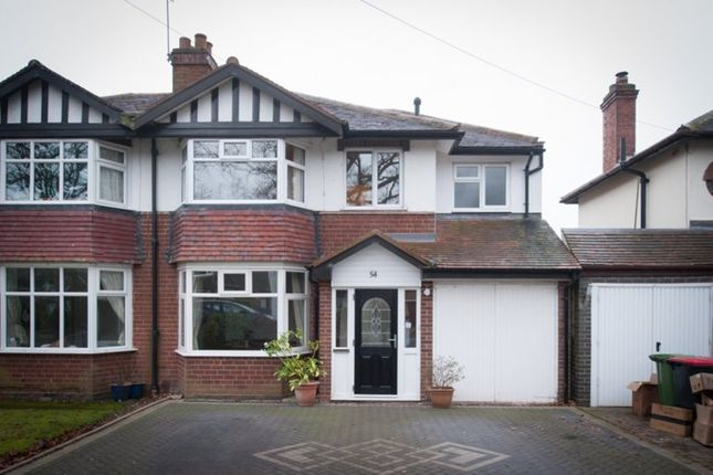 4 bed semi-detached house for sale in Hill Lane, Bassetts Pole, Sutton Coldfield