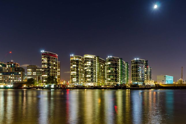 Thumbnail Flat for sale in Riverlight, Vauxhall, Nine Elms, London