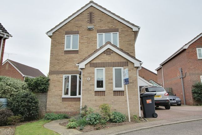 Thumbnail Detached house to rent in Grasmere, Hethersett, Norwich
