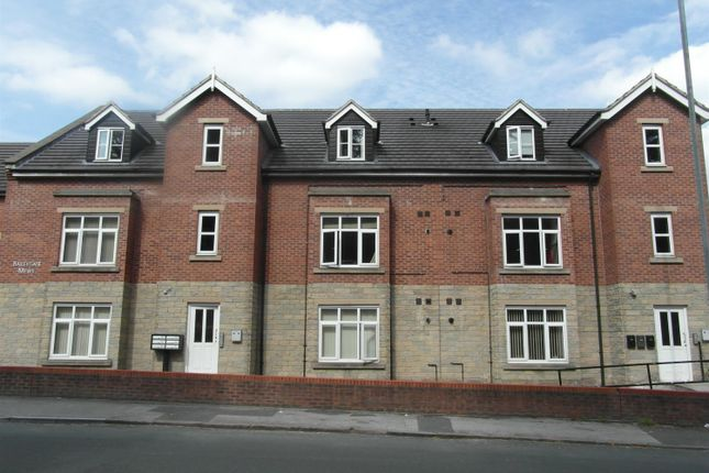 2 bed flat to rent in Baileygate Mews, Pontefract WF8