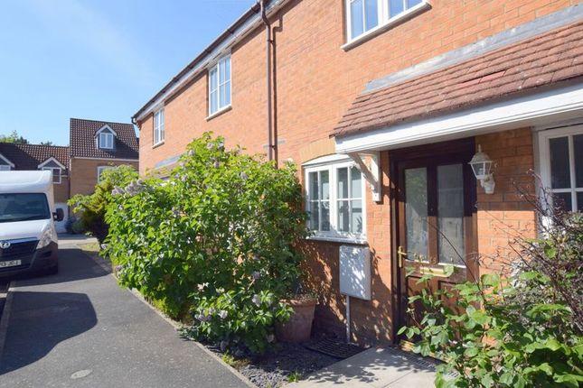 Thumbnail 3 bedroom terraced house for sale in Dandridge Court, Grange Farm, Milton Keynes