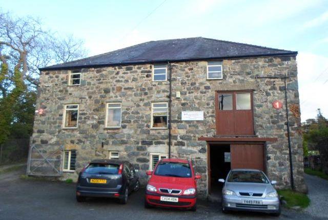 Thumbnail Property to rent in Gwyrfai Mill, Bontnewydd
