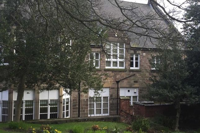 Thumbnail Flat to rent in St Johns School, Belper, Derbyshire