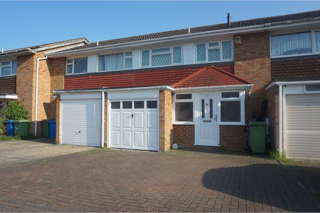 Thumbnail Terraced house to rent in Clive Road, Sittingbourne