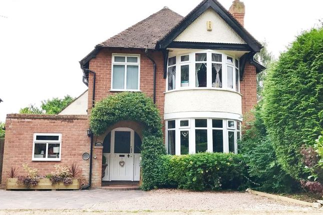 Thumbnail Detached house for sale in Warwick Crescent, Stratford-Upon-Avon