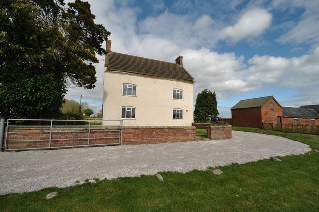 Thumbnail Farmhouse to rent in Northwood, Wem, Shropshire