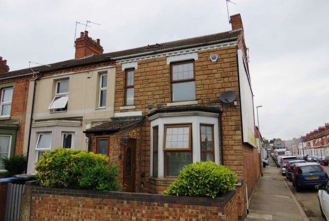 4 bed end terrace house for sale in Spencer Bridge Road, St James, Northampton NN5