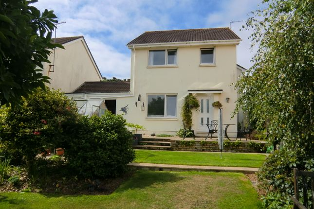 Thumbnail Link-detached house for sale in Anderton Rise, Millbrook, Torpoint