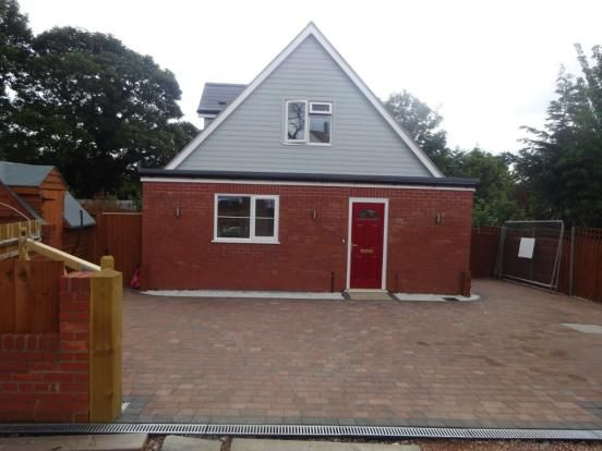 Thumbnail Maisonette for sale in Foxhall Road, Ipswich