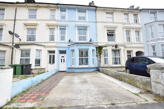 Thumbnail Property to rent in Elphinstone Road, Hastings, East Sussex