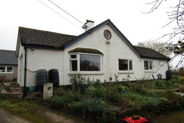 Thumbnail Bungalow to rent in Upton Pyne, Exeter