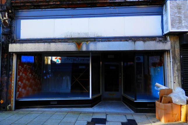 Thumbnail Property to rent in Dunraven Street, Tonypandy, Rhondda Cynon Taff.