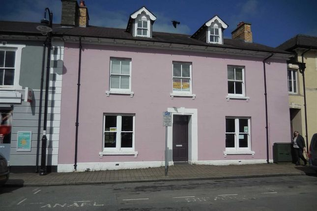 Property for sale in The Square, Tregaron, Ceredigion