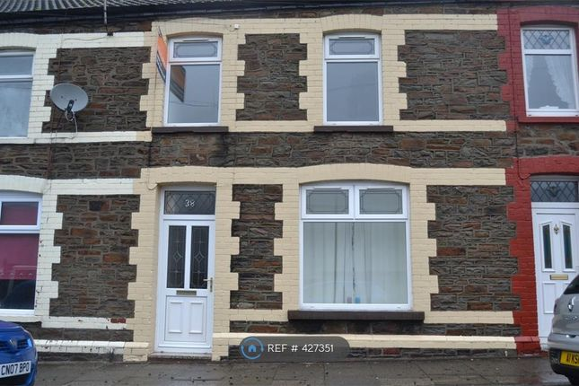 Thumbnail Terraced house to rent in Nythbran Terrace, Porth