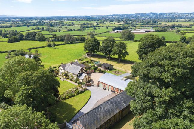 Thumbnail Detached house for sale in Wigginton, St. Martins, Oswestry, Shropshire