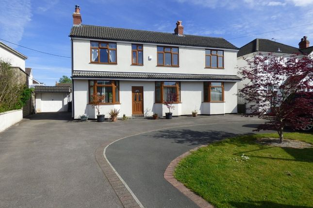 Detached house for sale in Badminton Road, Coalpit Heath, Bristol