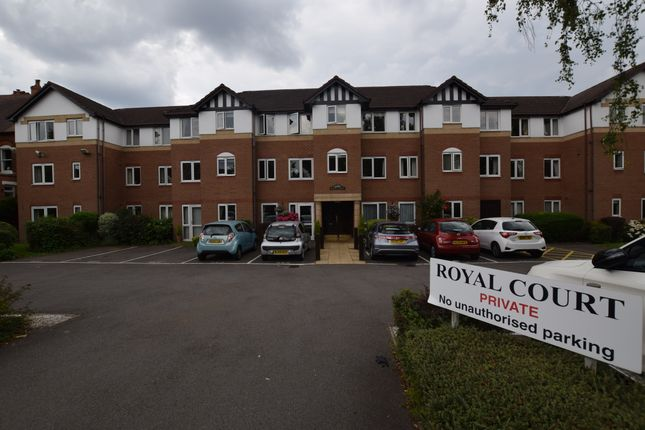Thumbnail Flat for sale in Flat 16, Royal Court, Sutton Coldfield, West Midlands