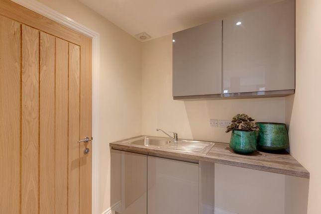 Utility Room of Plot 12, 1 Park View Mews, Sheffield S8