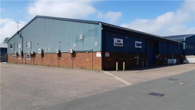 Thumbnail Warehouse to let in Unit 9, Childerditch Industrial Park, Childerditch Hall Drive, Brentwood, Essex