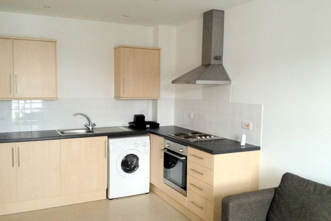 Thumbnail Flat to rent in Caryl Street, Dingle, Liverpool