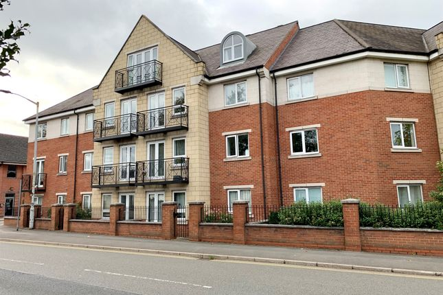 Thumbnail Flat for sale in Coach House Court, Loughborough