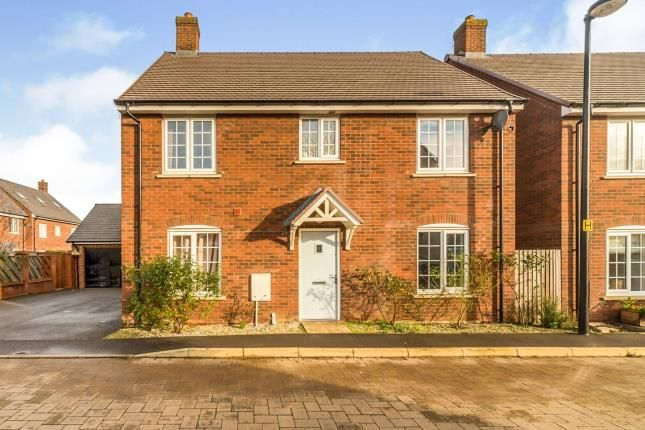 Thumbnail Detached house for sale in Avocet Road, Wixams, Bedford, Bedfordshire
