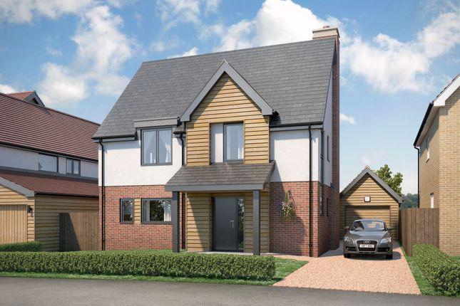 Thumbnail Detached house for sale in Plot 3, Dukes Park, Duke Street, Hintlesham, Ipswich, Suffolk