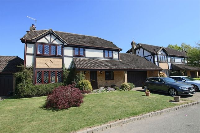 Detached house for sale in Lowdells Close, East Grinstead, West Sussex