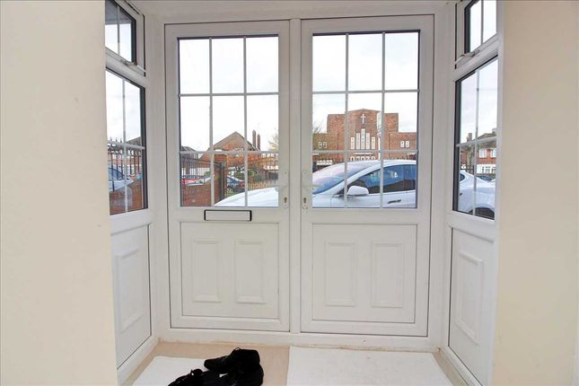 Entrance Porch of Beverly Drive, Edgware HA8