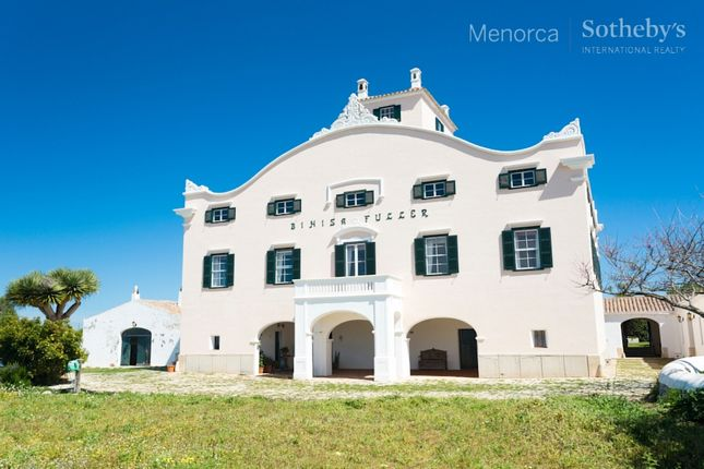 Thumbnail Finca for sale in Sant Lluis, Sant Lluís, Menorca, Balearic Islands, Spain