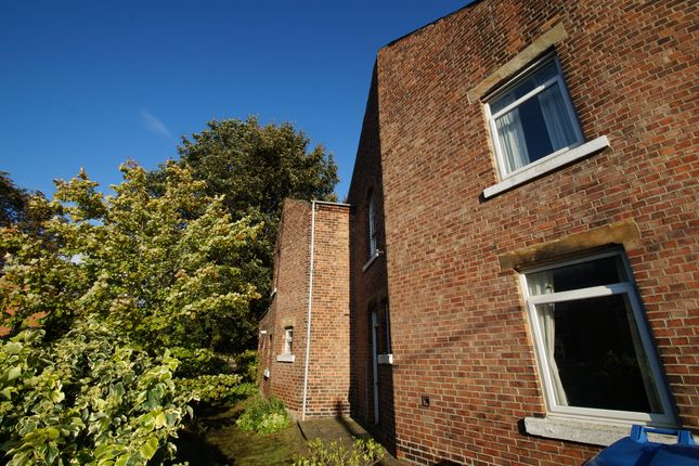 Thumbnail Terraced house for sale in Wanless Terrace, Durham