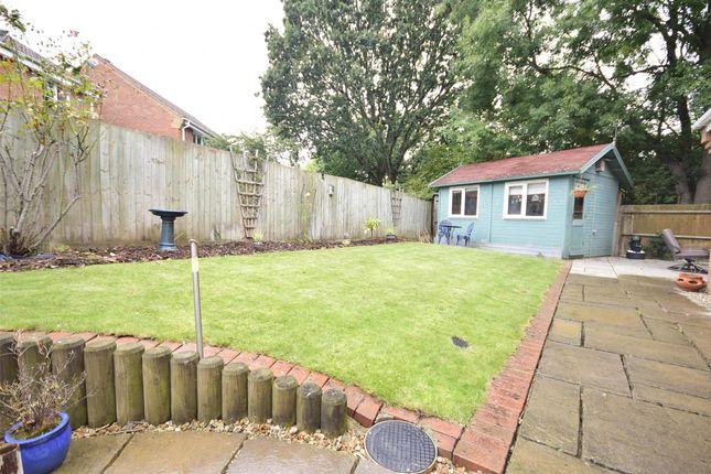 Rear Garden of Guest Avenue, Emersons Green, Bristol BS16