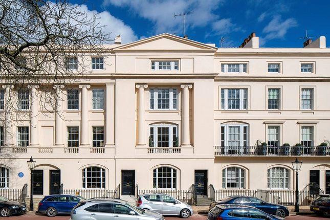 Thumbnail Terraced house for sale in Kent Terrace, Regent's Park, London