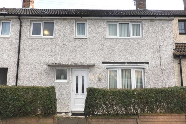 Thumbnail Terraced house for sale in Whitefield Drive, Kirkby, Liverpool